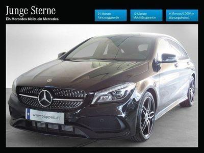 gebraucht Mercedes CLA200 Shooting Brake d Austria Edition Aut.