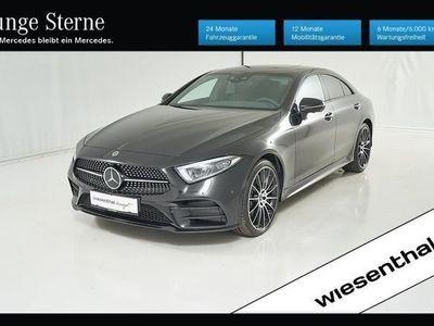 gebraucht Mercedes CLS350 4MATIC