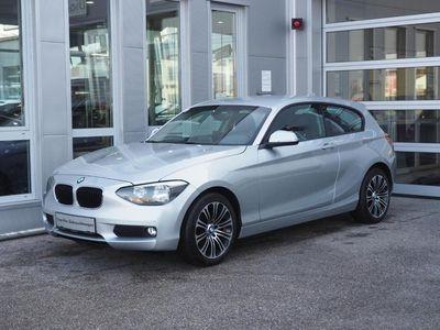brugt BMW 114 i Österreich-Paket