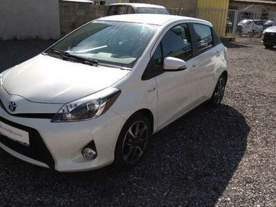 gebraucht Toyota Yaris 1,5 VVT