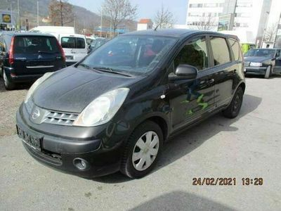 gebraucht Nissan Note 1,4 Acenta Kombi / Family Van