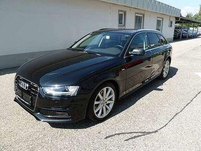 gebraucht Audi A4 Avant 2,0 TDI quattro S-line