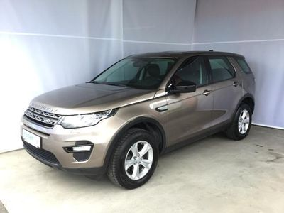 brugt Land Rover Discovery Sport TD4 Pure SM