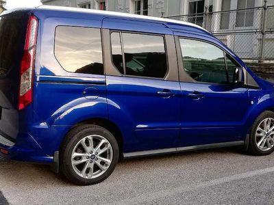 gebraucht Ford Tourneo Connect Titanium 1,6 TDCi Kombi / Family Van