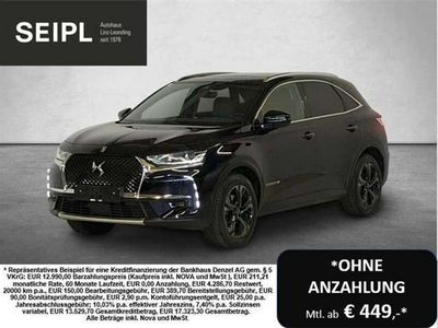 gebraucht DS Automobiles DS7 Crossback DS 7 CrossbackBlueHDi 180 So Chic