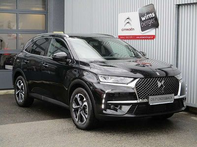 gebraucht DS Automobiles DS7 Crossback BlueHDi 130 Manuell Be Chic