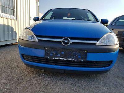 brugt Opel Corsa 1,7 Di 16V Comfort Limousine,