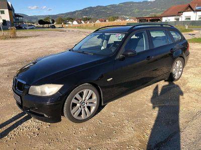 gebraucht BMW 318 3er-Reihe E91 Touring d Kombi / Family Van