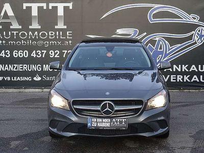 gebraucht Mercedes CLA180 CDI/PANORAMA DACH/NAVI/SH/PDC/LEDER/UVM
