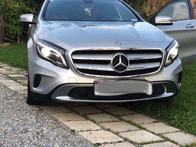 gebraucht Mercedes GLA220 4x4 SUV / Geländewagen,
