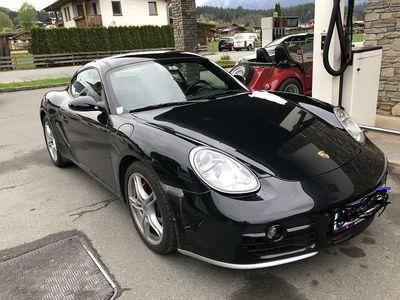 gebraucht Porsche Cayman S mit Klappenauspuff & Sportauspuffkrümmer Sportwagen / Coupé,