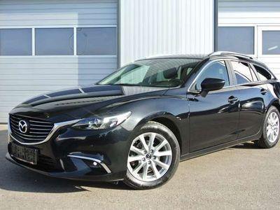 gebraucht Mazda 6 Kombi SKYACTIV-D150 Aut. * NAVI * LED * AHK *