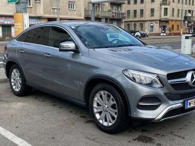 gebraucht Mercedes GLE350 d Coupé 4MATIC Aut.