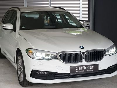 gebraucht BMW 520 d xDrive Touring Aut./ M Sportpaket, Display S