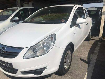 used Opel Corsa 1.3 Diesel Mit 44000 km Klein-/ Kompaktwagen,