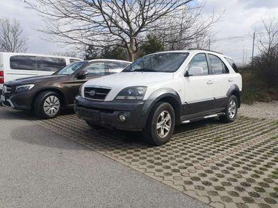 gebraucht Kia Sorento CRDi EX Luxury SUV / Geländewagen,