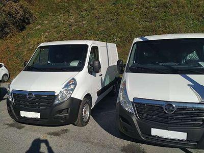 gebraucht Opel Movano L1H1 23 CDTI BI 35t