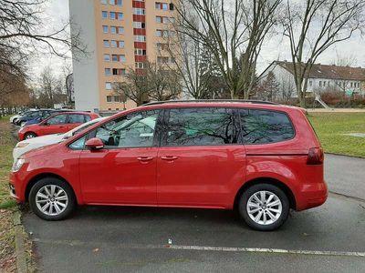 gebraucht Seat Alhambra Style 1,4 TSI Benzin Kombi / Family Van