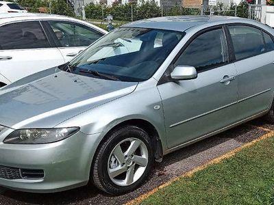 gebraucht Mazda 6 GG 1.8 120 Ps Benziner Limousine
