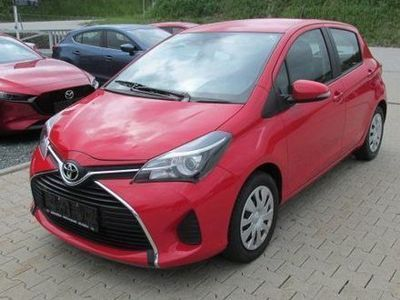 brugt Toyota Yaris 1,0 VVT-i Active Limousine,