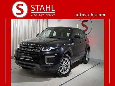 used Land Rover Range Rover evoque Pure 2,0 eD4 e-Capability | Auto Stahl 23
