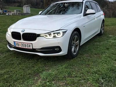 gebraucht BMW 320 3er-ReiheKombi / Family Van