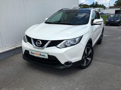 gebraucht Nissan Qashqai 1,6 dCi N-Connecta ALL-MODE 4x4i