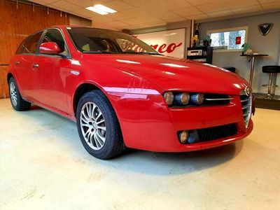gebraucht Alfa Romeo 159 Sportwagon 1,8 Benzin 140PS Distinctive