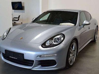 gebraucht Porsche Panamera 3,0 Aut. *Facelift/Luft/SportChrono*
