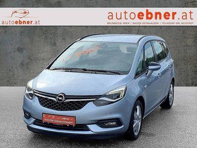 gebraucht Opel Zafira 1,4 Turbo Edition Aut. Kombi / Family Van