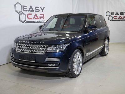 gebraucht Land Rover Range Rover 4,4 SDV8 Autobiography DPF *VOLLAUS... SUV / Geländewagen,