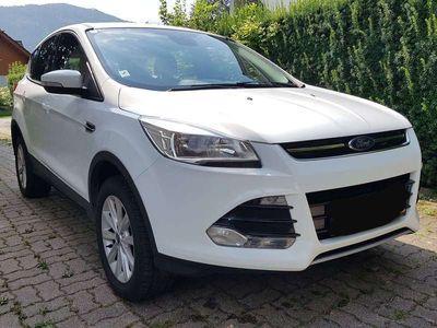 gebraucht Ford Kuga 2,0 TDCi Titanium 4x4 Allrad, Navi, PDC;