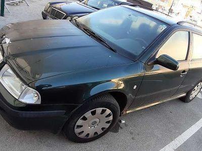 brugt Skoda Octavia 4x4 bastlerfzg Kombi / Family Van,