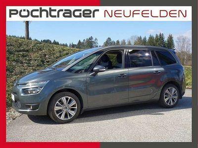 gebraucht Citroën Grand C4 Picasso e-HDi 115 6-Gang Intensive