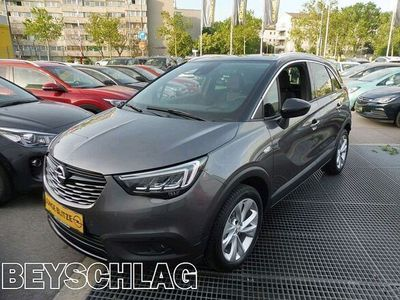 gebraucht Opel Crossland X 1,2 Turbo Direct Injection Ultimate... SUV / Geländewagen,