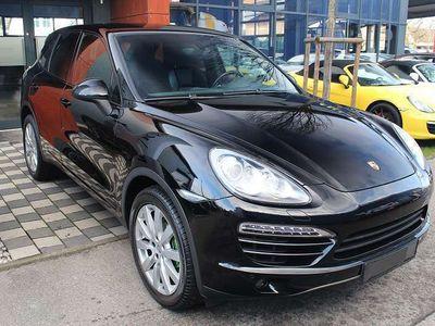 gebraucht Porsche Cayenne 3.0 Diesel 1. Besitz SUV / Geländewagen,