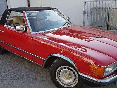 gebraucht Mercedes 280 SLRoadster R107E28