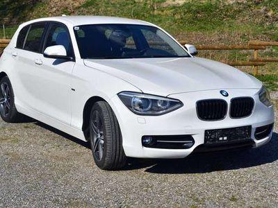 gebraucht BMW 116 1er-Sport Österreich-Paket (4Zylinder)