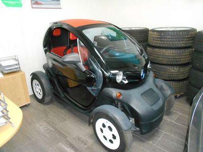 gebraucht Renault Twizy 80 incl AKKU +Türen mit Seitenscheiben ONLINEVERKAUF Cabrio / Roadster
