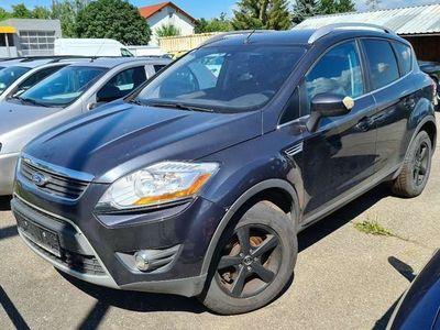 gebraucht Ford Kuga 2.0 TDCi 4x4 Titanium