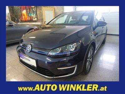 gebraucht VW Golf e- (mit Batterie) Komfortpaket/Kamera