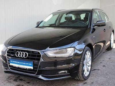 used Audi A4 Avant 2,0 TDI quattro Intense s-tronic S-Line Led