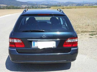 gebraucht Mercedes E220 Avantgarde CDI