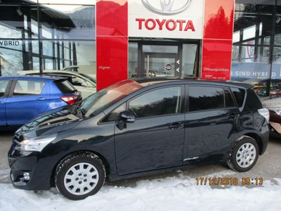 brugt Toyota Verso 1,6 Valvematic Active