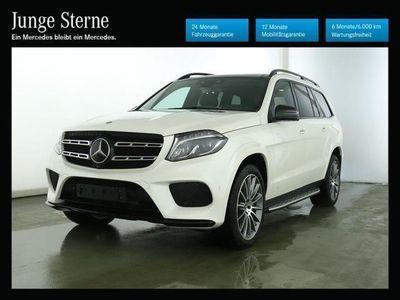 gebraucht Mercedes GLS500 4MATIC Off-Roader