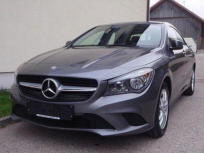 gebraucht Mercedes CLA180 CDI Navi-Teilleder-MF/Lenkrad-Rückfahrk-PDC-Licht