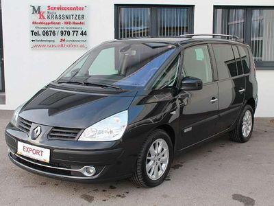 gebraucht Renault Espace Sport Edition 2,0 dCi Kombi / Family Van,