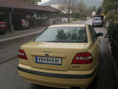 usata Volvo S40 1.9 D Limousine,