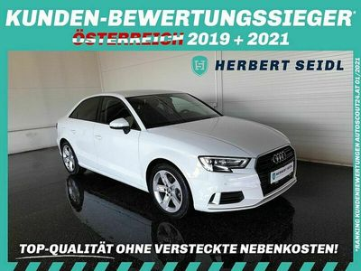 gebraucht Audi A3 Sportback A3 1,6 TDI sport *STANDHZG / XENON / NAVI*, 116 PS, 4 Türen, Schaltgetriebe
