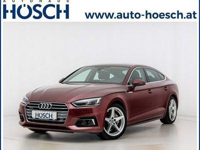 gebraucht Audi A5 Sportback 40 TDI quattro Sport Aut. LP:64.888,-/m